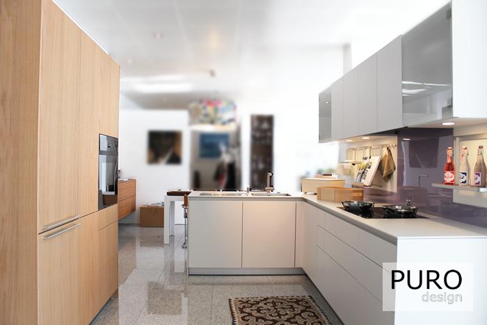 Cucina completa / 53% – PURO design Sagl   Cucine e bagni ...